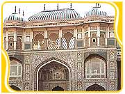 Amber Palaces in Jaipur